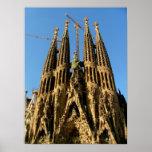 Sagrada Familia Afdruk