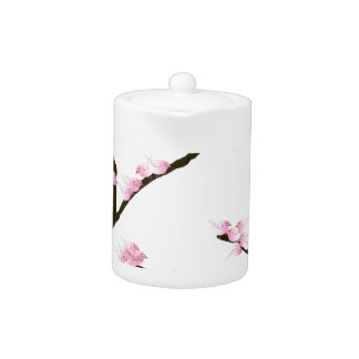 sakura bloesem met roze vogels, tony fernandes