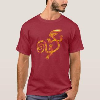 Salamander (Oranje Fantasie) T Shirt