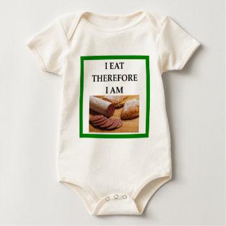 salami baby shirt