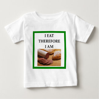 salami baby t shirts