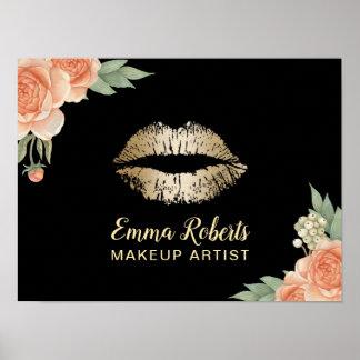 Salon van de Lippen van de Kunstenaar van de Poster