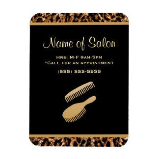 Salon van het Haar van de Luipaard van de modieuze Magneet