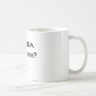 Salsa iedereen? koffiemok