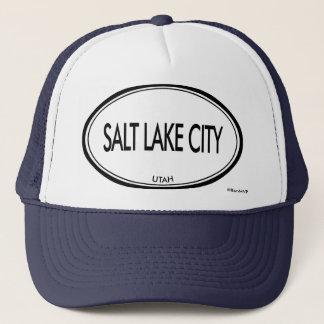 Salt Lake City, Utah Trucker Pet