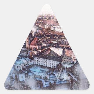 Salzburg in Art. Stickers