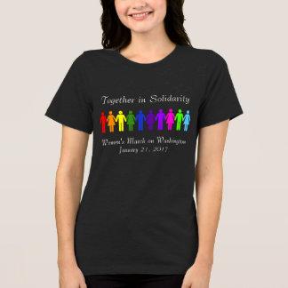 Samen in Solidariteit T Shirt