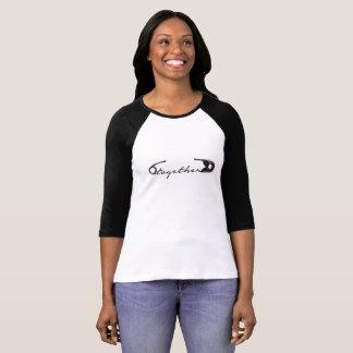 Samen Veiligheidsspeld T Shirt