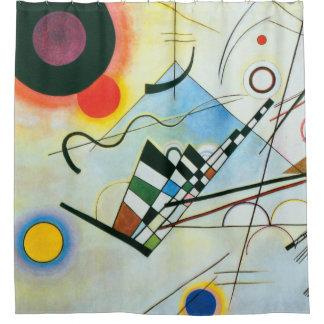 Samenstelling VIII door Wassily Kandinsky Douchegordijn