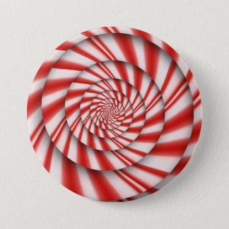 Samenvatting - Spiralen - de macht van munt Ronde Button 7,6 Cm