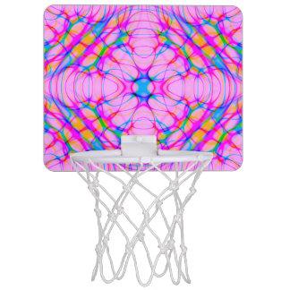 Samenvatting van het Patroon van de Caleidoscoop Mini Basketbalring