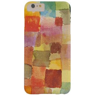 Samenvatting zonder titel door Paul Klee Barely There iPhone 6 Plus Hoesje
