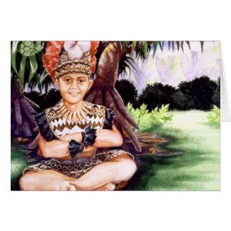 Samoa Kaart