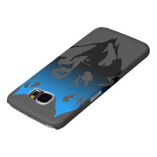 Samsung 6 telefoonhoesje met mijn logo samsung galaxy s6  hoesje