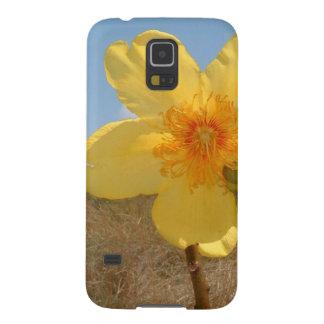 Samsung mobiele de telefoondekking van de Bloem