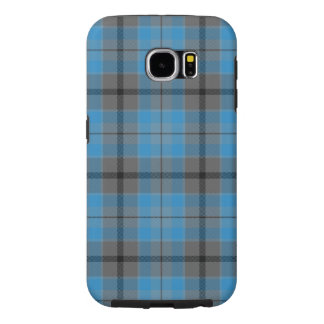 Samsung S6 Galaxy   Korenbloem Geruite Schotse Samsung Galaxy S6 Hoesje