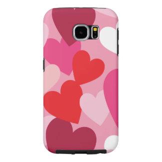 Samsung S 6 harten mobiel hoesje
