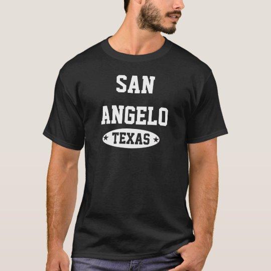 San Angelo Texas T Shirt