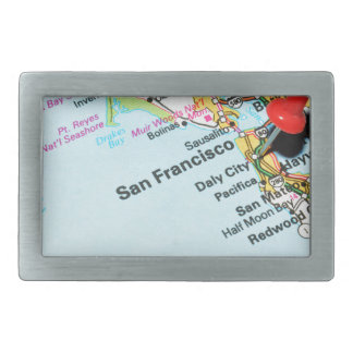 San Francisco, Californië Gespen