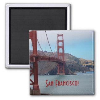 San Francisco, golden gate bridge Magneet
