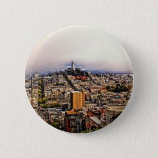 San Francisco Ronde Button 5,7 Cm