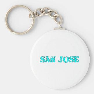 San Jose Sleutelhanger