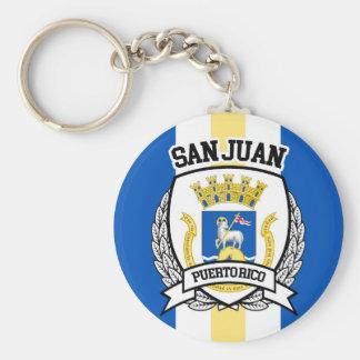San Juan Sleutelhanger