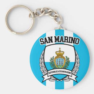 San Marino Sleutelhanger