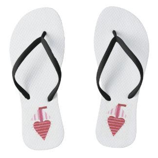 Sandals van de Vrouwen van de Boot van Loveheart Teenslippers