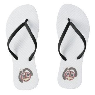 Sandals van M. Bauble Women's Teenslippers