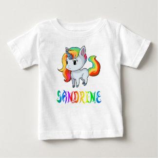 Sandrine Unicorn Baby T-Shirt