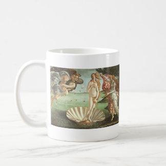 Sandro Botticelli de Geboorte van Venus Koffiemok