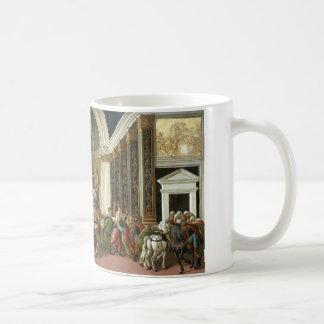 Sandro Botticelli - het Verhaal van Virginia Koffiemok