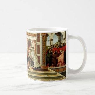 Sandro Botticelli - Laatste Mirakel en de Dood van Koffiemok