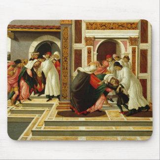 Sandro Botticelli - Laatste Mirakel en de Dood van Muismat