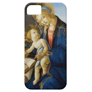 Sandro Botticelli - Virgin en het Kind Barely There iPhone 5 Hoesje