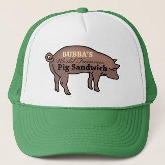 Sandwich van het Varken van Bubba de Trucker Pet