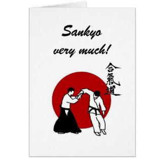 Sankyo zeer! briefkaarten 0