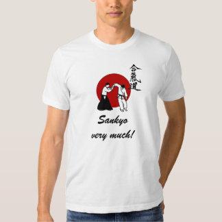 Sankyo zeer! tshirts