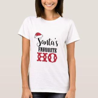 santas-favoriet-ho-01 t shirt