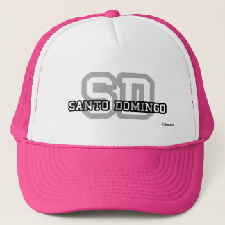 Santo Domingo Trucker Pet