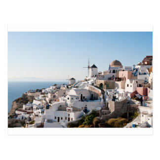 Santorini Briefkaart