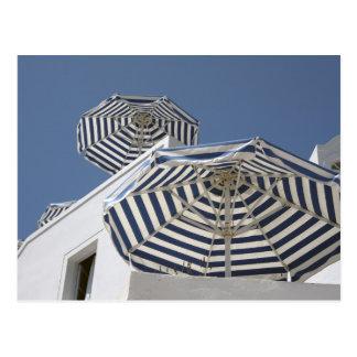 Santorini - Paraplu's Briefkaart