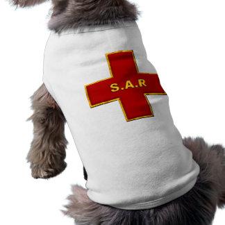 SAR Werkende Hond T-shirt