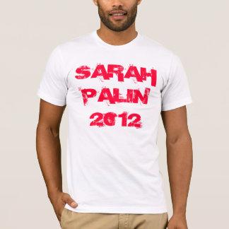 SARAH PALIN2012 T SHIRT