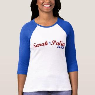 Sarah Palin 2012 T Shirt