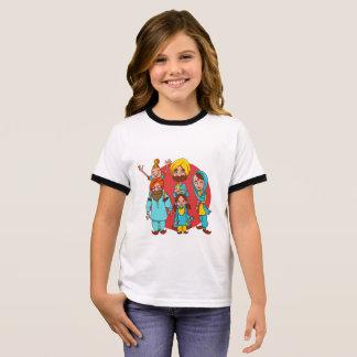 Sardar Ji en Familie! T Shirts