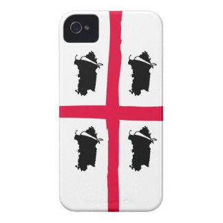 Sardegna 4 volte - hoesje Iphone