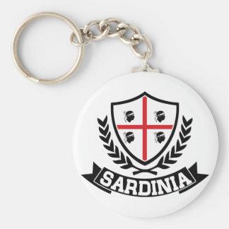 Sardinige Italië Sleutelhanger