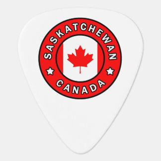 Saskatchewan Canada Gitaar Plectrum